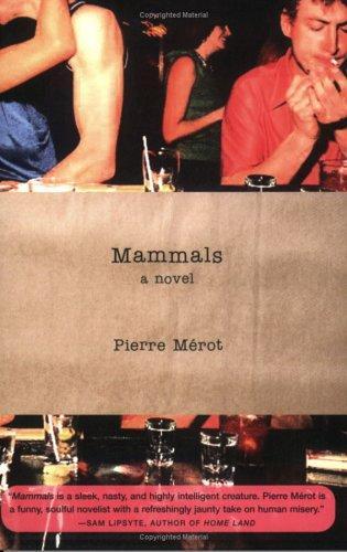 Pierre Mérot Mammals