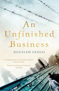 an Unfinished Business Boualem Sansal