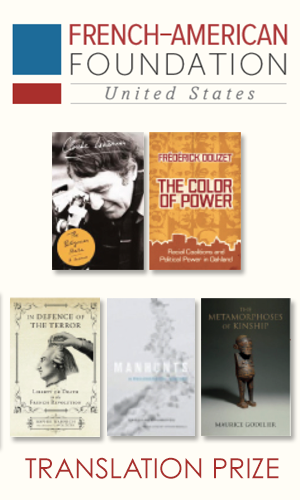 French American Prize Shortlist