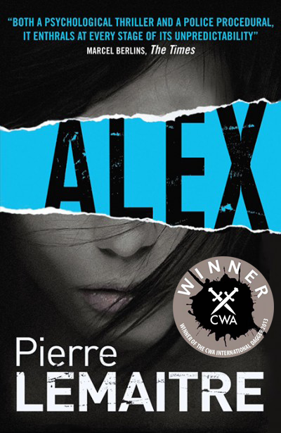 """""""Alex"""" by Pierre Lemaitre"""