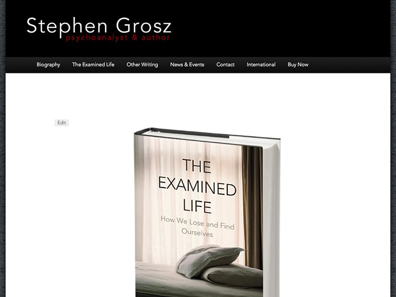 Stephen Grosz
