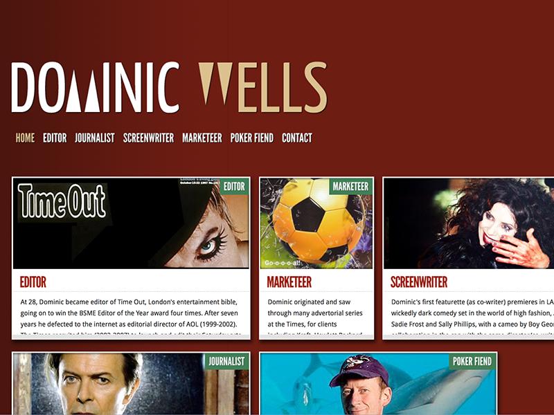 Dominic Wells